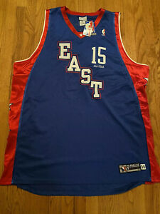 2004 Reebok Los Angeles All Star East Vince Carter Toronto Raptors Authentic