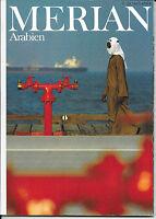Merian Arabien Juli 1981 Heft 7/ 34. Jahrgang Weihrauchland Hormuz Piratenküste