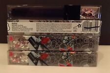 TOKIDOKI ADIOS PRISMA LIP GLOSS 0.26 OZ EACH LOT OF 3 NEW