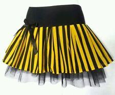 Cotton Blend Pleated, Kilt Party Regular Skirts for Women