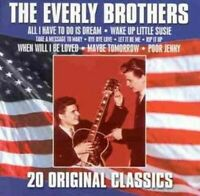 The Everly Brothers - 20 Classics (CD) (1999)
