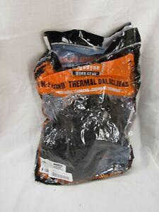 Ergodyne N-Ferno 6823 Balaclava Ski Mask, Wind-Resistant Face Mask, Hinged Desig