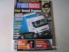**a France Routes n°276 Dakar / Renault Magnum 480 DXi / Scania R 500