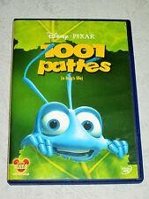 1001 PATTES  - Disney - Pixar n° 51 + hologrameDVD