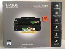 Epson Stylus Nx420 Print Copy Scan Photo Wireless