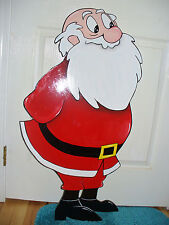 NEW SANTA FROM THE FROSTY STORY YARD ART DECORATION