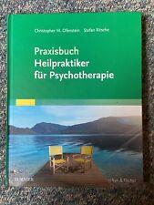 Praxisbuch - Heilpraktiker für Psychotherapie von Ofenstein -1. Auflage von 2017