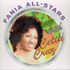 Fania All Stars With Celia Cruz  (NON-REMASTERED)  BRAND NEW FACTORY SEALED CD