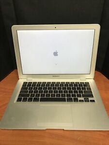 "Apple MacBook Air 2008(A1237) 13"" INTEL 1.6 GHz Core 2 Duo - GOOD BATTE*"