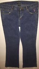 Playboy Woman's Medium Wash Junior Jean Size 7