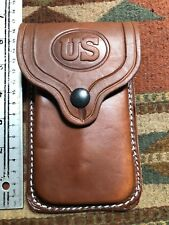 45Acp Model 1911 Single Stack Magazine Flap Pouch - Us Stamp - Used