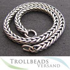 TROLLBEADS Sterling Silber Armband 18 cm - Silver bracelet TAGBR-00008