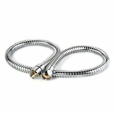 80cm Flexible Stainless Steel Bathroom Water Shower Hose T1