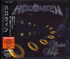HELLOWEEN-Master Of The Rings 13tracks Japan CD w/OBI