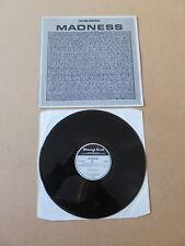 "MADNESS The Peel Sessions STRANGE FRUIT 12"" RARE UK 1ST PRESSING SFPS007"