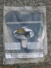 Nos vintage Pair of Showshoe quality Rubber Foot Bindings New In Package