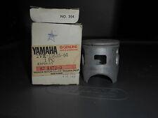 NOS Yamaha OEM Piston 1 O/S 0.25 89-92 YZ80A YZ80B YZ80D 2VE-11635-00-00