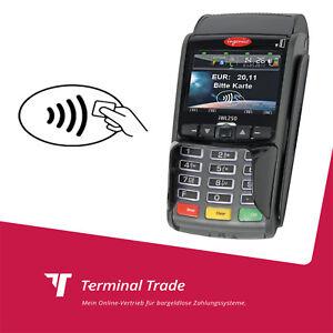 Mobiles EC Cash Terminal mieten Ingenico iWL 250 WLAN Kontaklos Leser