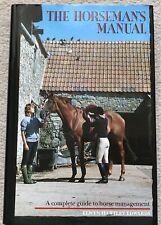 The Horseman's Manual, Edwards, Elwyn Hartley, Very Good Book
