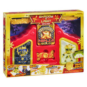 Treasure X Ninja Hunters Battle Pack Series 6