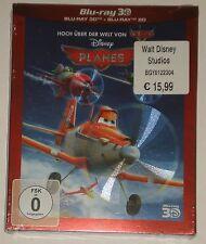 Planes 3D und 2D  Neu Blu Ray 2 Disc Edition Disney im SCHUBER OVP