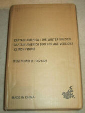 NEW Hot Toys Marvel Golden Age Captain America - Winter Soldier MMS240 Avengers