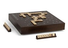 Scrabble Typography Limited Edition with Rotating Game Board by Andrew Capener