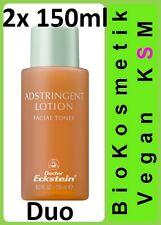 Duo 2 Adstringent Lotion Dr Eckstein Biokosmetik für eine unreine fettende Haut