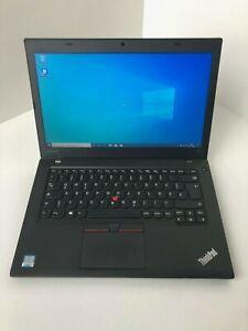 Lenovo ThinkPad T460  i5-6300u 4GB 500GB W10 Pro Webcam Mwst #66