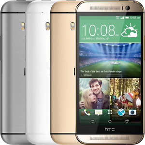 HTC One M8S - 16GB 32GB - All Colours - UNLOCKED-Excellent