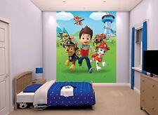 Niños Dormitorio 21 Colores 4 Tamaños Paw Patrol-Zuma Personalizado Pegatinas De Pared