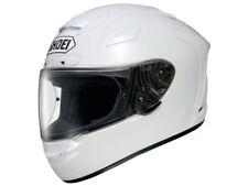 SHOEI X-spirit 2 Full Face Motorbike Motorcycle Helmet White XS Pinlock Ready