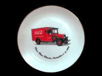 Coca-Cola Choo-Choo Classic November 1-3 1990 Collectible Plate - UNIQUE ITEM
