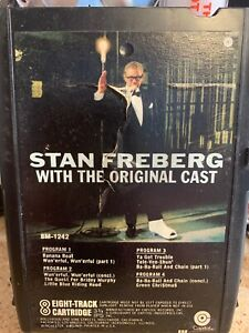 STAN FREBERG With The Original Cast 8-Track Tape