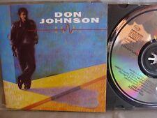 Don Johnson- Heartbeatl- CBS 1986- Japan-Erstauflage