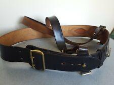 British army / Sam Browne belt.