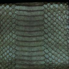 Asia Cobra Snake Skin Hide Leather Snakeskin Craft Supply Oliver