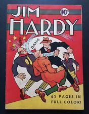 New ListingSingle Series #6 (#1) Jim Hardy Golden Age Scarce (1939), Fn