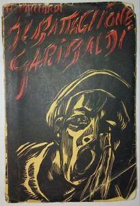 Randolfo Pacciardi- Il Battaglione Garibaldi 1^ ed 1938 guerra di Spagna