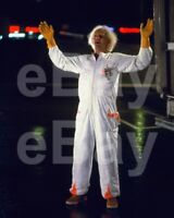 Back to the Future (1985) Christopher Lloyd 10x8 Photo