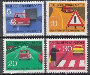 BRD 1971 Mi. Nr. 670-673 Postfrisch LUXUS!!!