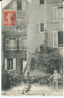 CPA 80 - AULT - Maison FAUQUEUX, 10 rue de la république ( Pension de famille )