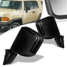 For 07-12 FJ Cruiser Manual w//o-Lamp Fold Rear View Mirror Left Right SET PAIR