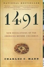 1491: New Revelations of the Americas Before Columbus by Charles C. Mann, (Paper