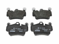 Front Brake Pad Set For 2006-2012 Porsche Cayman 2007 2010 2011 2008 2009 S577YV