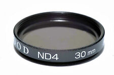 Kood ND4 2 stop Neutral density filter Made in Japan 30mm