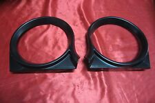 AUTOBIANCHI A 112 A112 ABARTH COPPIA CORNICI FARO FANALE Plastic right HeadLamp