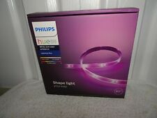 """PHILIPS HUE WHITE AND COLOR AMBIANCE LIGHTSTRIP PLUS 80"""""""