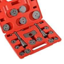 Universal 18 pcs Caliper Brake Piston Tool Kit Disc Brakes Rewind Wind Back Pad