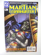 DC Comics Martian Manhunter #25 (2000)